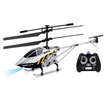 Webby 3.5 Channel Armour Helicopter with Gyro and Lights
