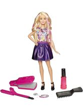 Barbie Hair Feature Doll, multicolor