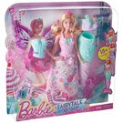 Barbie Fairytale Dress Up, multicolor