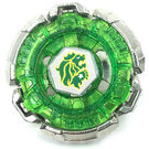 Beyblade Legends Hyperblades, Bb-106 Fang Leone 130 W2 D Top, Defence Type, multicolor