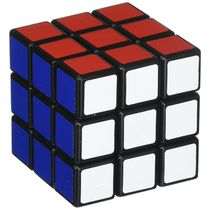 Webby Shengshou 3x3x3 Puzzle Cube Black- Color And Design may vary