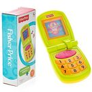 Fisher Price Fun Sounds Flip Phone, Multicolor