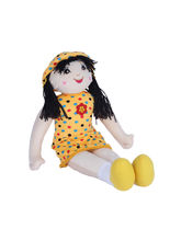 Ultra Arabia Standing Doll Soft Toy 27 Inches (1254UST), yellow