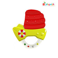 Giggles My Boat Teether Rattle