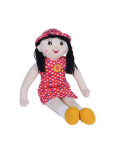 Ultra Arabia Standing Doll Soft Toy 27 Inches (1255UST), peach