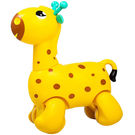Giggles Nico The Giraffe, multicolor