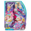 Barbie Star Light Adventure Doll & Flying Cat