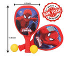 Itoys Marvel Ultimate Spiderman My First Plastic Racket Set, red