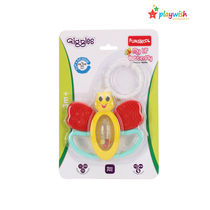 Giggles My Litle Butterfly Teether Rattle