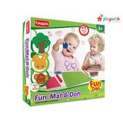 Funskool Fundoh Fun Mat & Dough