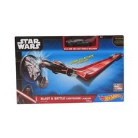 Hot Wheels Star Wars Blast And Battle Launcher Multicolor