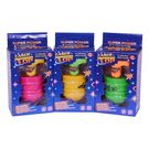 Webby Laser Spinning Top With LED Light And Laser Toy, Multi Color, multicolor