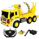 Webby Remote Controlled Cement Mixer Truck Toy