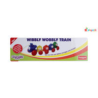 Giggles Wibbly Wobbly Train