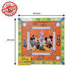 Itoys Disney Mickey & Friends Carrom-20X20 Size,  green