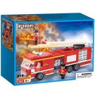 Webby Fire Fighter Fire Truck Building Blocks, 219 Pieces