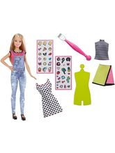 Barbie Do It Yourself Emoji Style, Multicolor