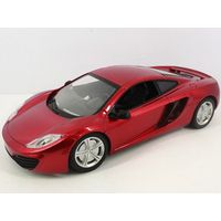 Saffire 1: 18 Sports Remote Car With Rechargeable Battery, Red