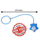Itoys Doraemon My First Foot Hula Hoop,  blue