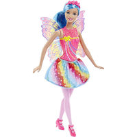 Barbie Dreamtopia Rainbow Fashion - Multicolor