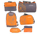 Craftswelle Set of 6 Bags Combo, orange