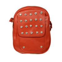 Adine Red Women Sling Bag