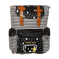 Adine Black Girls Bag