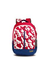 Skybags Pogo 04 Backpack, red