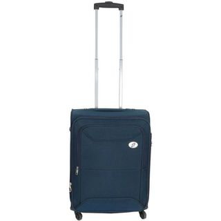American Tourister Konnect Sw Sp 69 Cm Expandable Check-in Luggage - 27 inch, blue