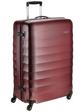 American Tourister Paralite 79 cms Hard sided Suitcase, crimson red