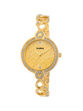 Austere Espirit Series Gold Women Watch (WESPR-060606)