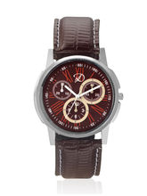 Rico Sordi Deroni Multicolour Leather Analog Watch...