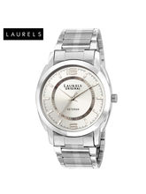 Laurels Polo Series Silver Men Watch (LO-POLO-803)...