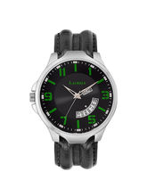 Laurels Outlander Series Black Men Watch (LO-OTR-0202Gr)