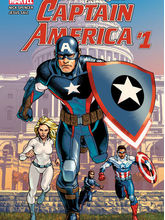 Captain America: Steve Rogers, 1 year, english