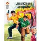 Lambu-Motu And Animal Bomb, english