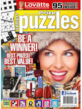 Variety Prize Puzzles, english, 1 year