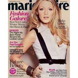 Marie Claire (Uk), 1 year, english