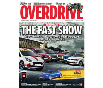 Overdrive, english, 1 year