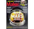Make Magazine, 1 year, english