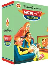 Motu Patlu Box 2, hindi, 1 year