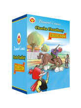 Chacha Chaudhary Box 1,(English 1 Year)
