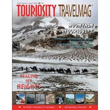 Touriosity Travelmag, 1 year, english