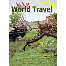 Selling World Travel, 3 year, english