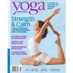 Yoga International, 1 year, english