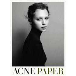 ACNE PAPER, 1 year, english