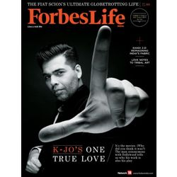 Forbes Life India, 1 year, english