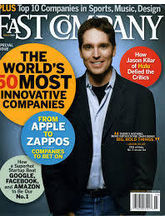 FAST COMPANY, 1 year, english