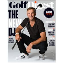 Golf Digest, 1 year, english