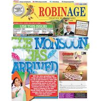 RobinAge Weekly Children's Newspaper, english, 1 year
